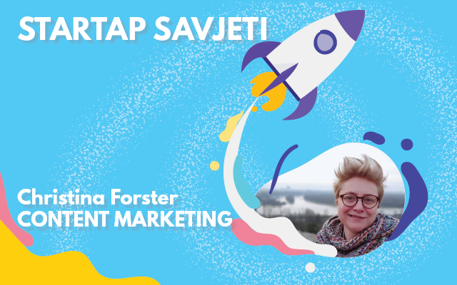 STARTAP SAVJETI: Content Marketing