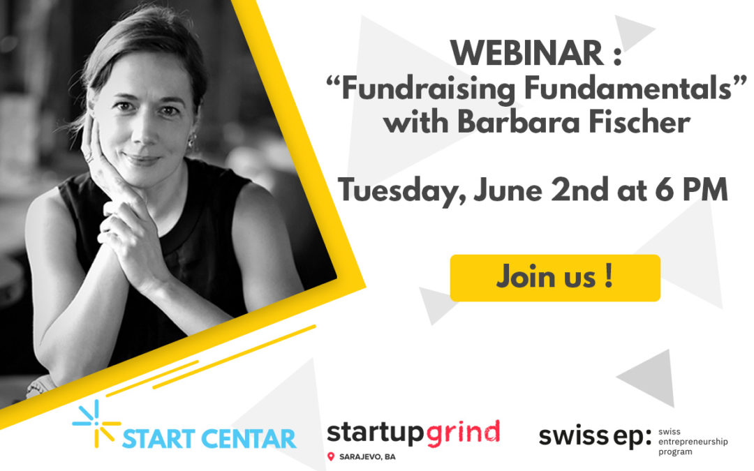 WEBINAR: Fundraising Fundamentals with Barbara Fischer