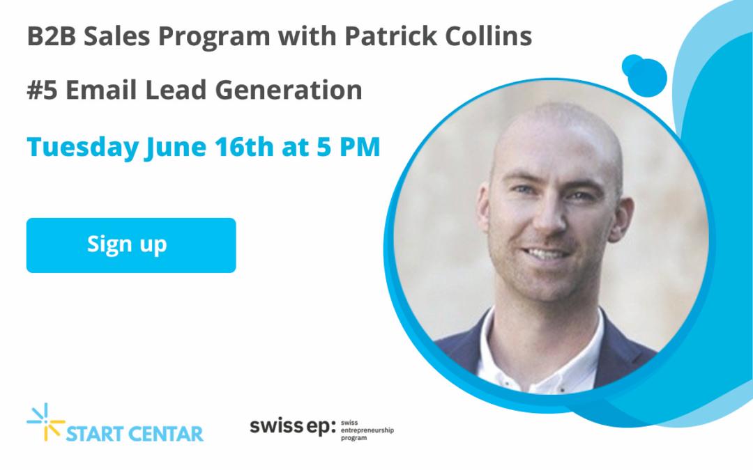 WEBINAR: Email Lead Generation