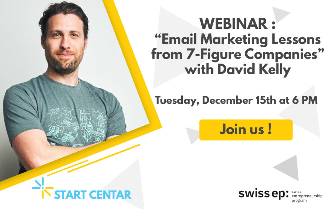 WEBINAR: Email Marketing