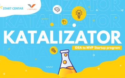KATALIZATOR – Online Startup Program